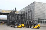 Рангоут бортового сдвигателя емкости 3000kg 3.0t серии ООН u Triplex поднимая тепловозную платформу грузоподъемника контейнера