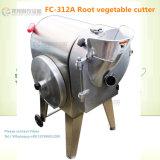 Máquina de estaca ondulada do fragmento da fatia do cubo da fruta vegetal do uso do Kitchenware (FC-312A)