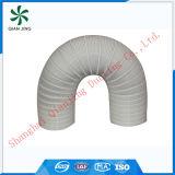 condotto flessibile di alluminio semirigido 10inches di 254mm per l'essiccatore