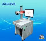 Máquina larga de la marca del laser de la fibra de la vida del funcionamiento para el metal/el plástico
