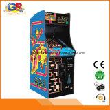 Máquina de jogos Op da Senhora Pacman Galaga Vídeo Arcada de Namco da moeda