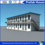 가벼운 강철 구조물과 샌드위치 벽면의 최신 판매 에너지 절약 Prefabricated 집