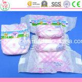Pañales adultos disponibles del bebé del bebé del placer L50 para el mercado de África