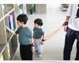 Correa ajustable Correa de seguridad de los niños contra la pérdida pulsera de bebé del arnés del niño