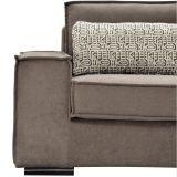 Wohnzimmer-Möbel-moderner Entwurfs-Gewebe-Sofa (G7601A)