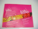 De uitstekende kwaliteit Ingevoerde Stickers van de Producten van de Zorg van /Health van de Etiketten van het Voedsel