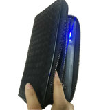 Dual Coil Wireless Charging Carteira Eletrônica Money Bag Modelo ODM