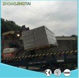 Casa concreta prefabricada del aislante de la hoja del cemento de la espuma del EPS