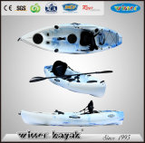 Hot Sale Нет Надувной Single Сядьте на Top Fishing Kayak