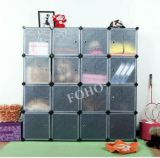 Verkoop van de Kabinetten van de Garderobe van de Slaapkamer van Ontwerpen DIY Almirah de Plastic