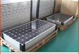 Le double arme la lumière solaire avec la batterie au lithium