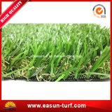 紫外線抵抗の庭のための耐久の屋外の人工的な芝生の草