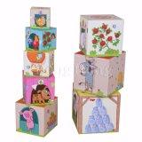 Коробка подарка рождества бумаги Крышки- высокого качества твердая