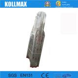 Hohe Jobstepp-Strichleiter des Sicherheits-Aluminium-8 mit preiswertem Preis