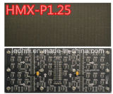 Indoor Video LED-scherm / Panel Board voor reclame China Factory P1.25
