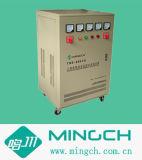 SVC stabilisateur complètement automatique de tension de trois phases
