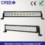 12V impermeabilizan la barra ligera combinada del CREE LED de 13.5inch 76W