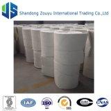 Couverture élevée de fibre en céramique d'alumine/couverture en aluminium de fibre de silicate pour le four de chauffage