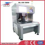 500W-3000W自動車排気管の手段の出口管のための連続的な溶接のファイバーのレーザ溶接機械