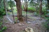 Het Opleveren van de Draad van Hexgaonal voor Met een laag bedekt pvc van het Kippegaas