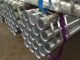 Grooved Enden-Stahlrohr für Feuerschutzanlage