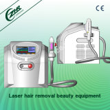 Máquina permanente da remoção do cabelo do IPL do de alta energia