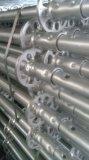 Norme galvanisée d'échafaudage de Ringlock d'IMMERSION chaude