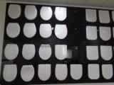 Duroplast Weiche-Abschluss-Quadrat-Toiletten-Deckel