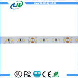 24V brillantes estupendos IP65 impermeabilizan la luz de tira flexible de 3014 LED