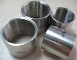Douille de pipe en acier - accouplement