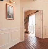 Вспомогательное оборудование двери, шарнир латунной двери золота плоский с 2bb