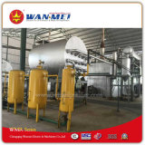 Olio residuo che ricicla strumentazione tramite la distillazione sotto vuoto - serie di Wmr-B