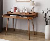 Bureau en bois de Malnut de meubles de bureau de type chinois pour la pièce d'étude à la maison avec le tiroir