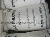 乾電池の原料のための亜鉛塩化物(ZnCl2)