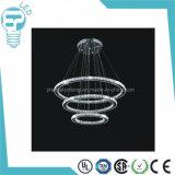 Et35 LED Kristalldecken-hängende helle Leuchter-Vorrichtung