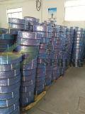 Manguito plano puesto PVC superior de la alta presión para la irrigación