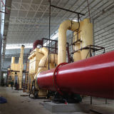 Lebendmasse Wood Sawdust Drum Rotary Dryer (CER genehmigt)