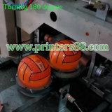 Machine d'impression automatique de garniture de 8 couleurs pour la sphère