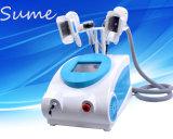 Carrocería del RF que adelgaza la máquina de congelación gorda de Cryo Cryolipolysis de la cavitación ultrasónica 40k del ultrasonido del equipo