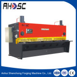 máquina de corte hidráulica do CNC da placa de armadura de 8X2500mm