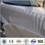Bayer freies Vier-Wand Polycarbonat-Höhlung-Blatt PC Sun-Plastikblatt