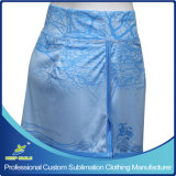 Выполненное на заказ Sports Dress Sublimation Women для Women Clothes Boarder Skirt