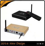 4k cheio Supermax Mini IPTV Box Satellite Receiver