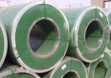 La couleur en aluminium enduite d'une première couche de peinture a enduit la bobine en acier