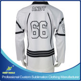 Ice Hockey 저어지를 위한 주문 Sublimation Fitted Ice Hockey Clothing