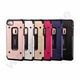 Qualitäts-Hochleistungsdoppelschicht-Metallkasten für iPhone 7