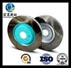 OEM 브레이크 회전자 고품질 ISO9001