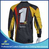 Sublimation su ordine Motorcycle Jersey con Custom Design