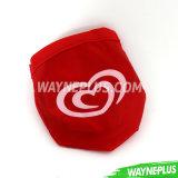 Foldableナイロンフリズビー- Wayneplusカスタマイズしなさい