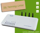 4 GSM VoIP van de Havens van de Kaart SIM Gateway (GOIP_4)